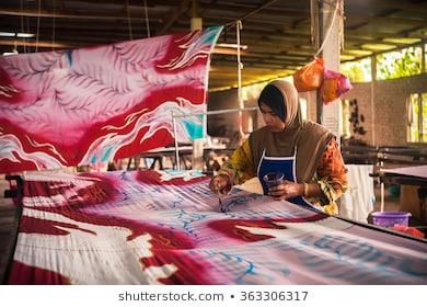 Batik Terengganu Stock Photos, Images & Photography | Shutterstock