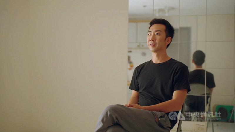 藝文團體「滯留島舞蹈劇場」於2010年成立,深耕屏東,團長張忠安是屏東縣潮州鎮人,為視障編舞家,從小夢想便是成立自己的舞團。(張忠安提供)中央社記者郭芷瑄傳真  110年8月14日