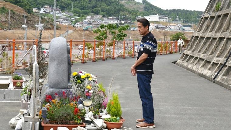 《311漫漫回家路》從311海嘯為背景。台灣海洋文化影展提供